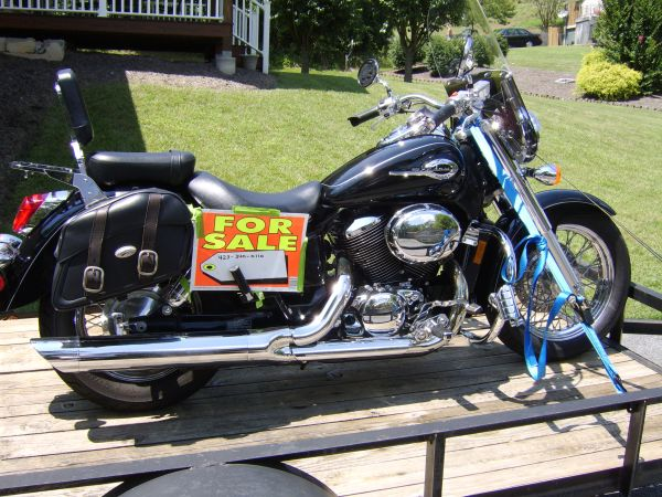 HONDA SHADOW For Sale in Johnson City/Jonesborough Near Zip Code 37601 ...